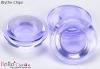 Ⅲ代Blythe瞳片 - 凸透無紋.AM-31 Blue Purple