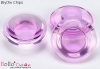 Ⅲ代Blythe瞳片 - 凸透無紋.AM-33 Orchid Purple
