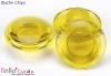 Ⅲ代Blythe瞳片 - 凸透無紋.AM-46 Olive Yellow