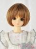 "【NC-M05】7~8"" 耐熱假髮.可愛磨菇頭短髮 #  Brown"