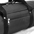 4代.70CM 外出輕便型娃袋(白色內裡)# 經典黑 Black