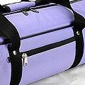 4代.70CM 外出輕便型娃袋(白色內裡)# 紫藤 Voliet
