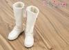 【TY01-2】Taeyang 極簡氣質.中筒靴 # White