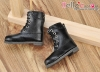 【TY04-1】Taeyang 綁帶雅緻簡約風.短靴 # Black