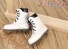 【TY04-2】Taeyang 綁帶雅緻簡約風.短靴 # White