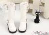 【TY10-1】Taeyang 簡約氣質馬靴 # White
